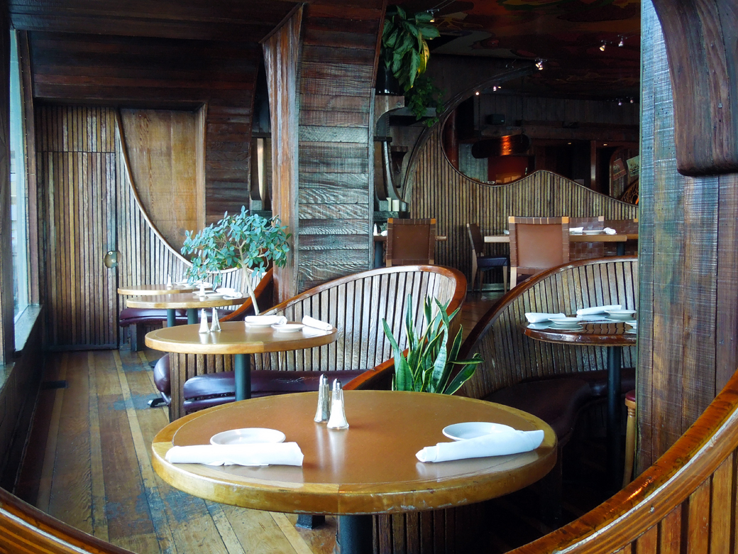The Vibe Is Still Groovy At The Trident, Sausalito