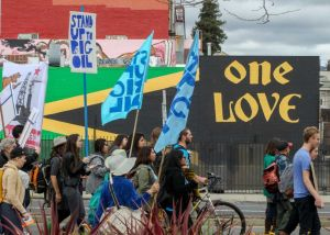 One Love and the activists