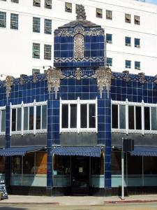 Oakland Floral Depot Building  & Flora Restaurant