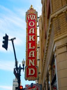 Uptown Oakland-Fox Theater