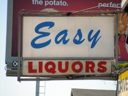 Easy to get liquor