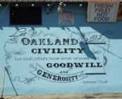 Oakland Civility