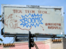 Tech Boom Billboard