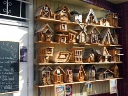 Birdland birdhouses