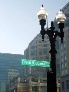 Frank H. Ogawa Way